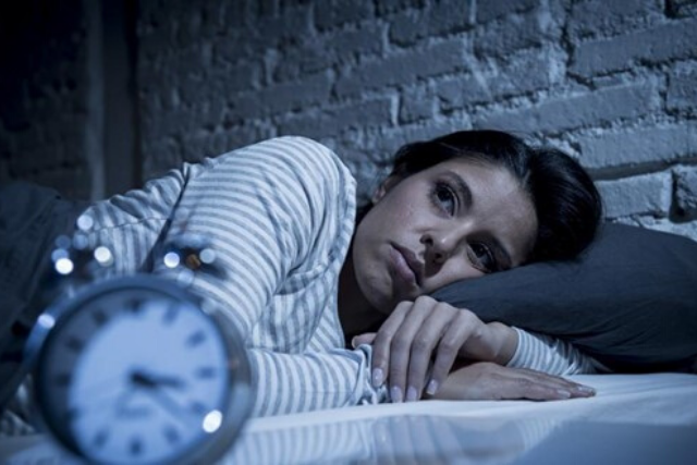 Insomnia or Reduced Sleep