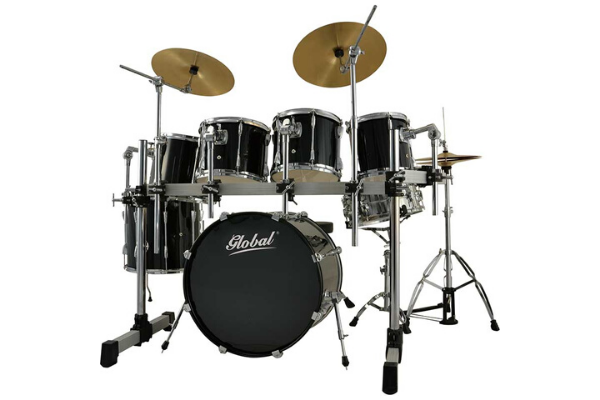 7 – PC Drum Set