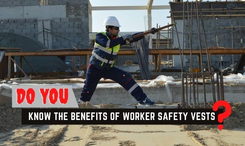 Worker safety vests